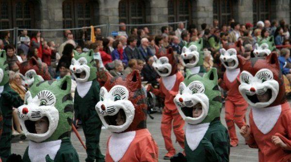 Кошачий парад