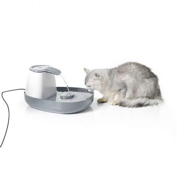 Электрическая поилка для кошки