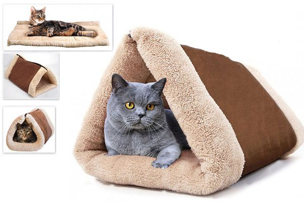 Дом-плед для кошки