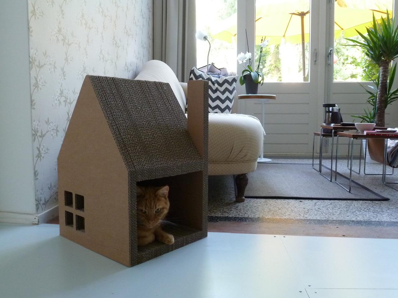 Поделки Кот и Кошки своими руками 31