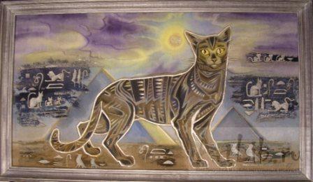 Кошки Древнего Египта