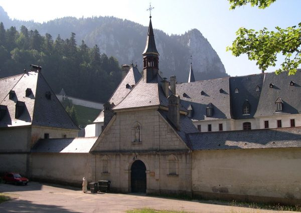 Монастырь Гранд-Шартрез