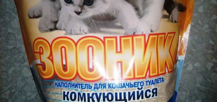 Наполнитель Зооник