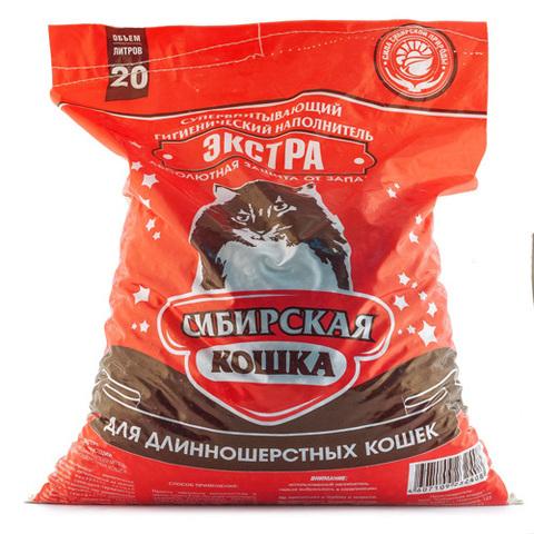 наполнитель «Экстра» в красной упаковке