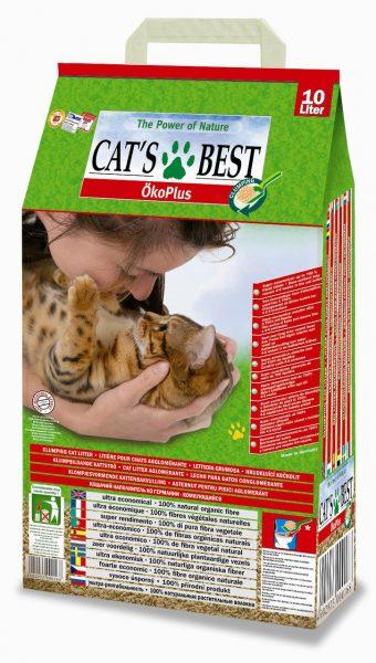 пакет наполнителя Cats Best