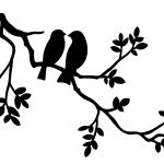 шаблон «птички»