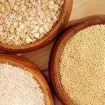 Геркулес, рис и пшено