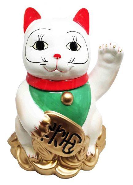 Японский сувенир манеки-неко