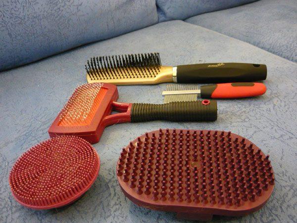 Щетки для вычёсывания