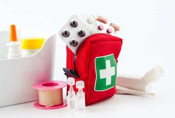 Аптечка и лекарства