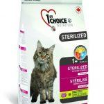 Беззерновой корм «Фест Чойс. Для стерилизованных кошек»