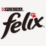Логотип корма «Феликс»