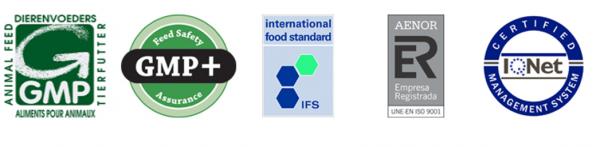 Логотипы международных организаций по стандартизации продукции