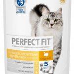 Корм «Перфект Фит» для кошек с чувствительным пищеварением