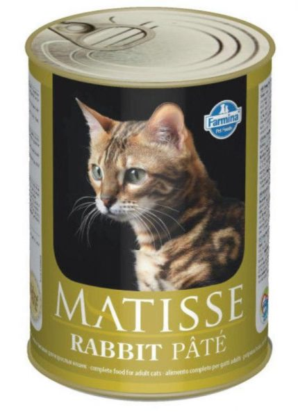 Паштет с кроликом бренда «Матисс»