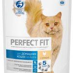 Корм «Перфект Фит» для домашних кошек