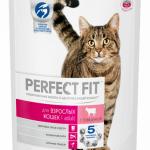 Корм «Перфект Фит» для взрослых кошек