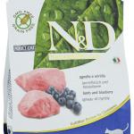Беззерновой сухой корм N&D