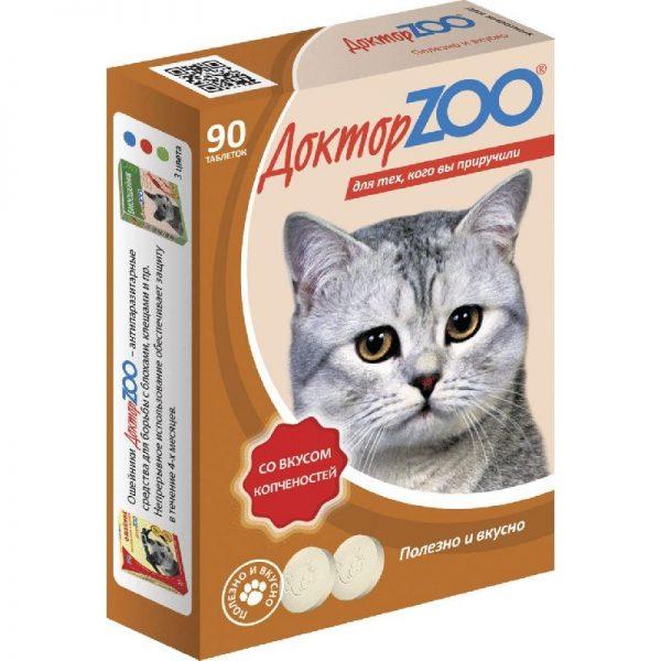 Доктор Zoo витамины
