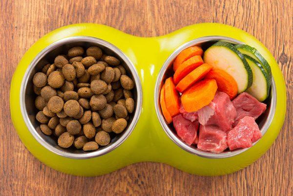 Корм и натуральная еда
