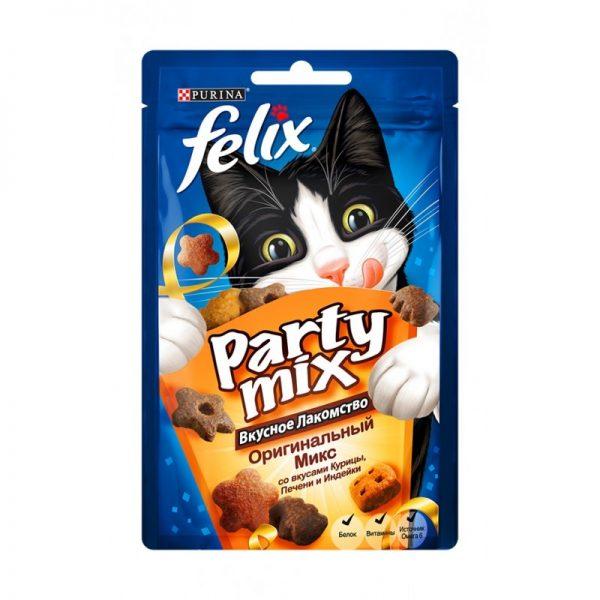 Лакомство FELIX Party Mix