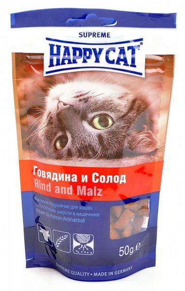 Лакомство Happy Cat