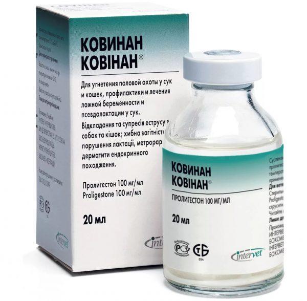 Ветеринарный препарат Ковинан