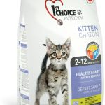 Корм 1st Choice Kitten
