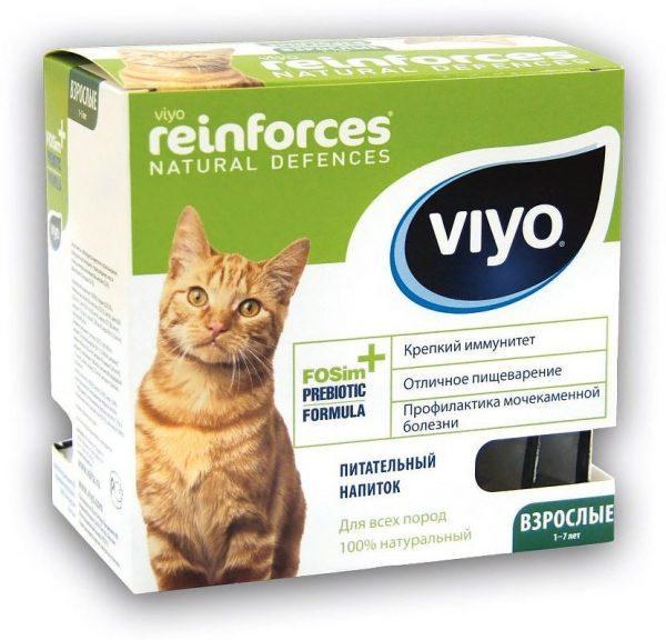 Viyo Reinforces Cat Adult