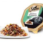 Sheba Delicatesso Фрикассе со вкусом кролика, утки и овощей