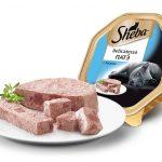 Sheba Delicatesso со вкусом лосося