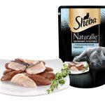 Sheba Naturalle с океанической рыбкой