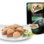 Sheba Naturalle с курицей и уткой