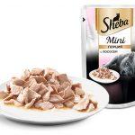 Sheba Mini со вкусом лосося
