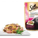 Sheba Appetito с говядиной и кроликом