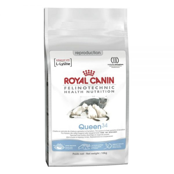 Royal Canin QUEEN 34 PRO