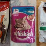 Эконом-корма для кошек