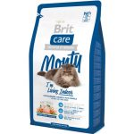 Корм для кошек Брит Монти в упаковке