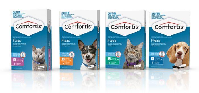 Комфортис для кошек