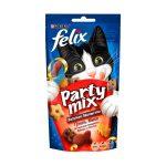 Лакомство для кошек Purina Felix Party Mix Гриль-микс