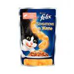 Felix Sensations, лосось и треска