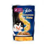 Felix Sensations, утка со шпинатом