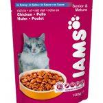 Корм для кошек «Ямс»
