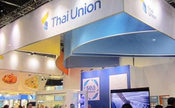 Рекламная площадка Thai Union Manufacturing