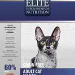 Корм для кошек Gina Elite Grain Free Adult Cat Salmon