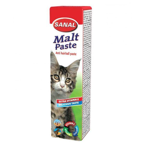 Мальт-паста для кошек