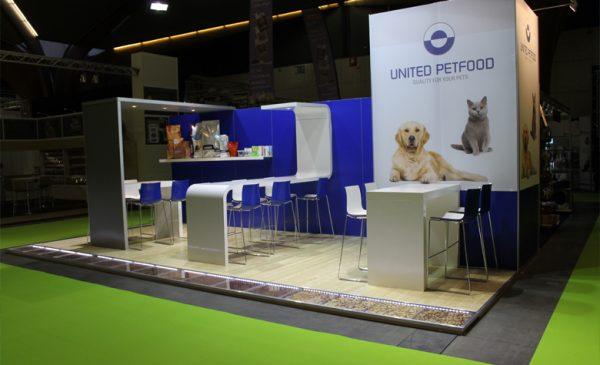 Выставочный стенд United Petfood