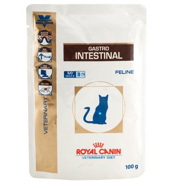 Влажный корм Royal Canin для лечения заболеваний ЖКТ