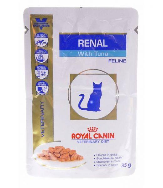 Влажный корм Royal Canin для лечения заболеваний почек