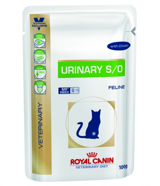Паучи Royal Canin Urinary